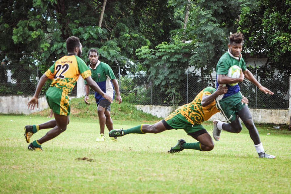 Powerhouse and Black Birds record wins in Nines