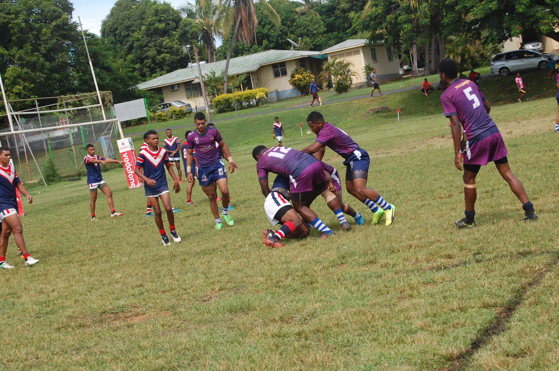 Panthers and Dolphins continue winning ways in Fiji Vodafone Cup