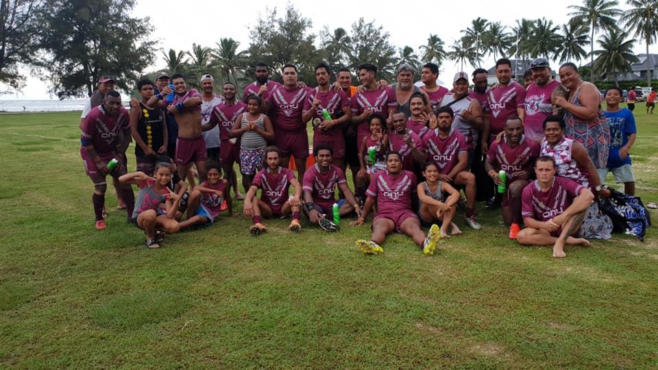 Sea Eagles continue winning ways in Cook Islands Premiership