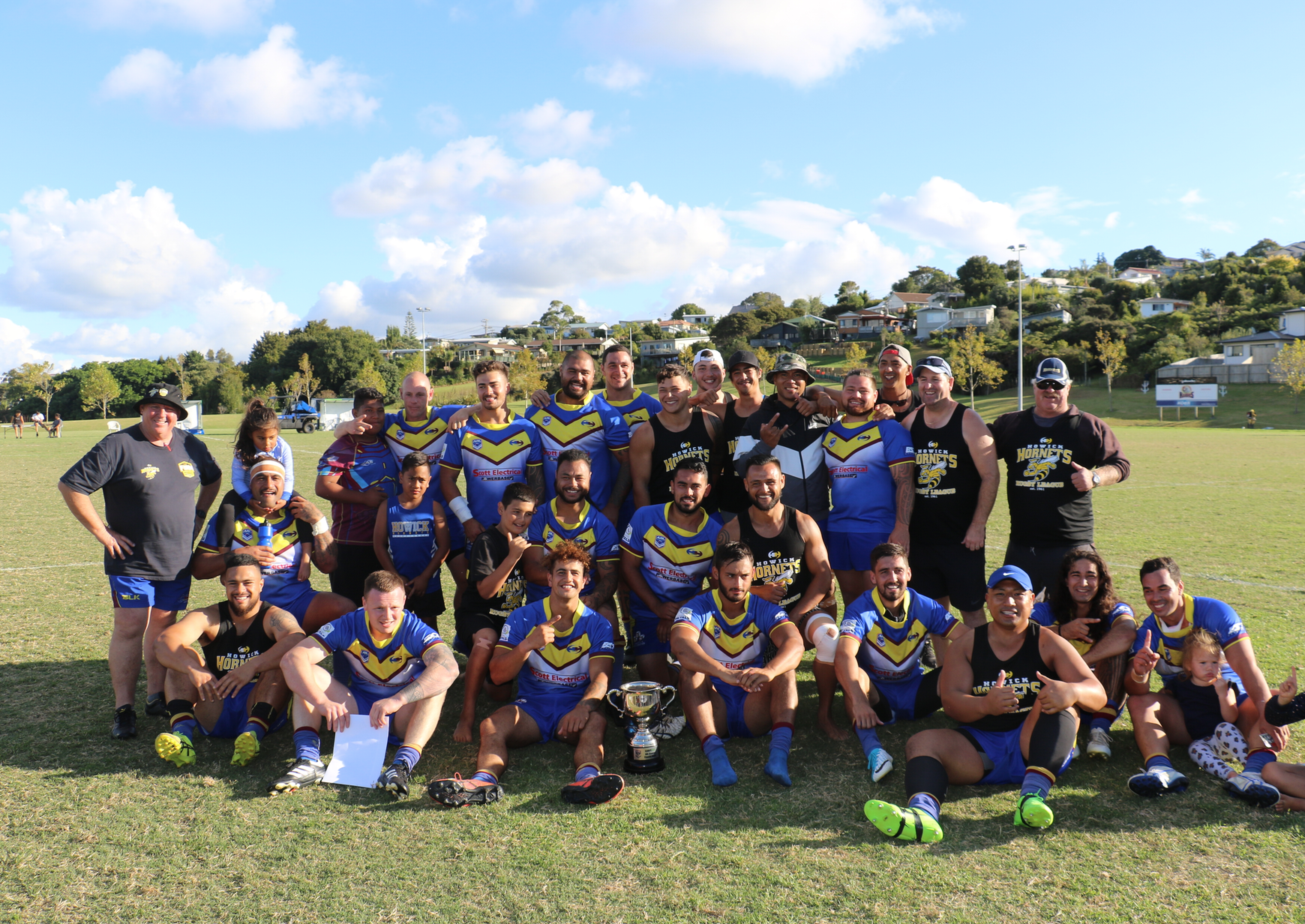 Howick, Manurewa claim titles at Auckland Rugby League Nines