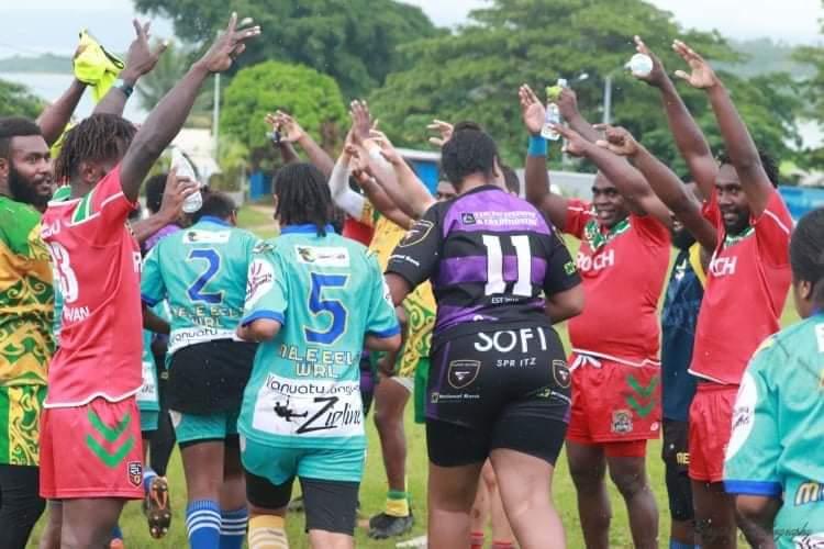 Port Vila Powerhouse win Men's & Women's Nines titles