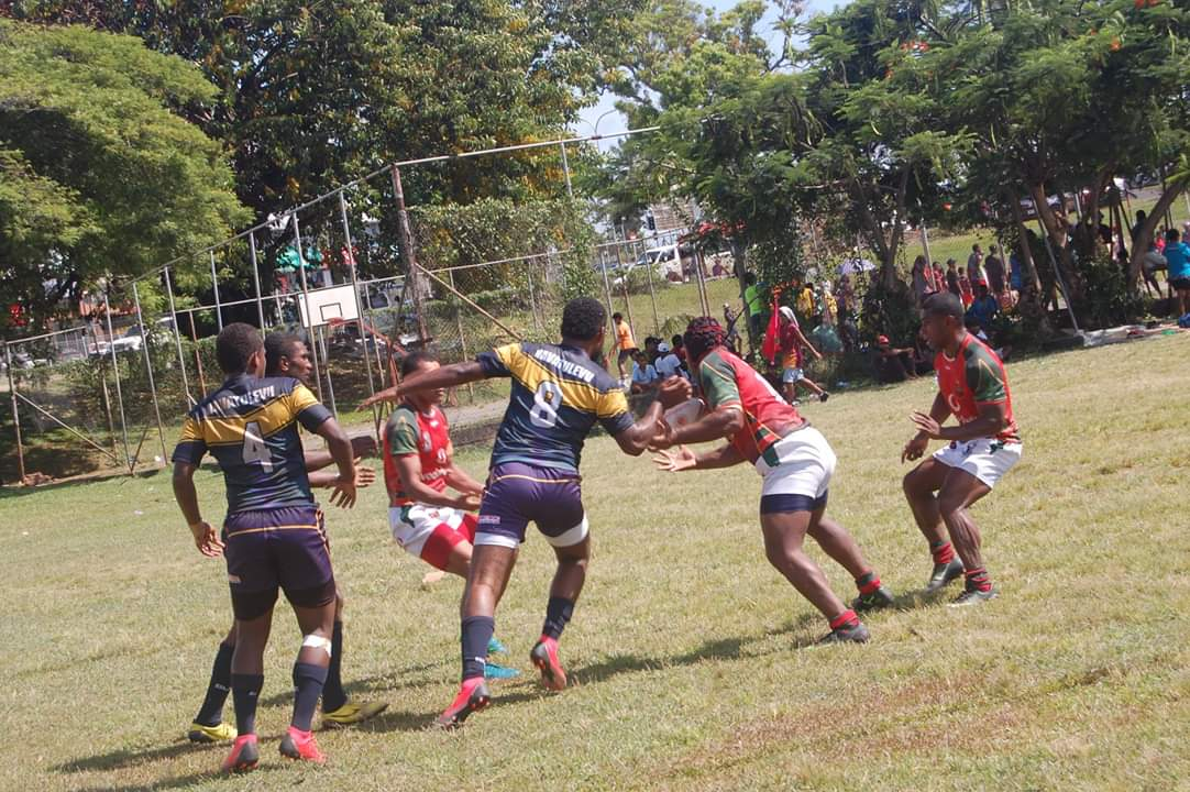 West Coast win 'Battle of the Storms' in Fiji Vodafone Cup