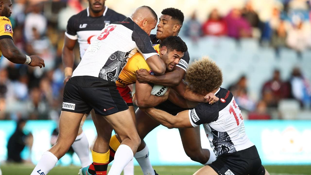 Draw for 2019 Oceania Cup released