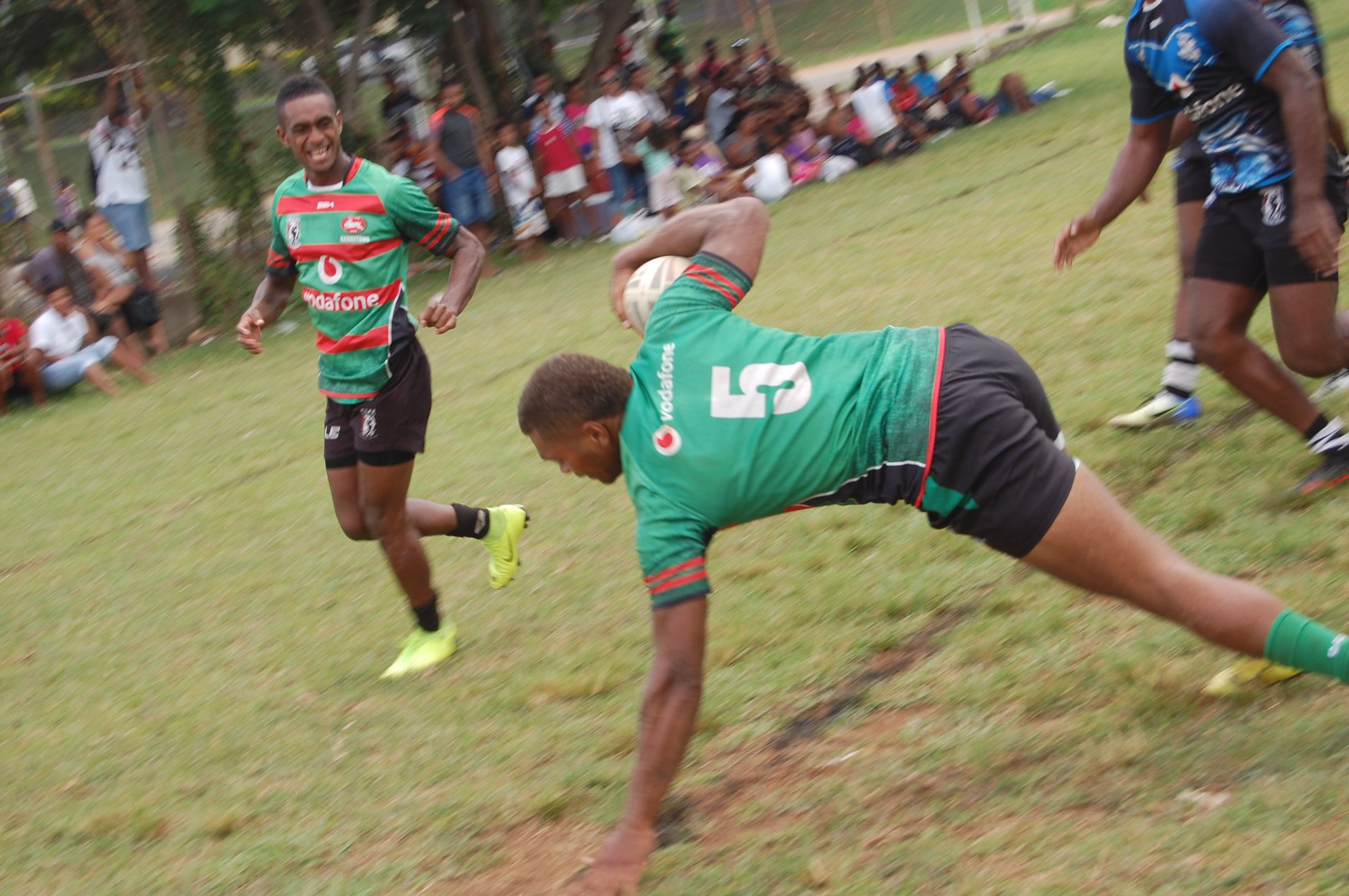 Ravoravo Rabbitohs hand West Fiji Dolphins their first loss of the year