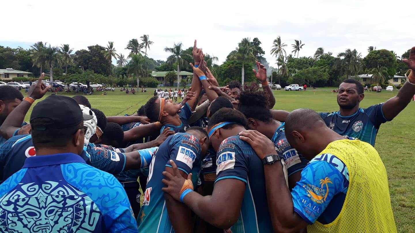 Panthers, Dolphins share the points in top of table clash in Fiji