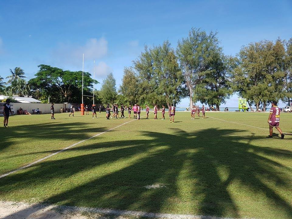 Bears record close win over Bulldogs in Cook Islands Premiership