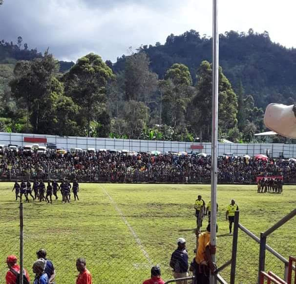 Lae secure big win in PNG Digicel Cup
