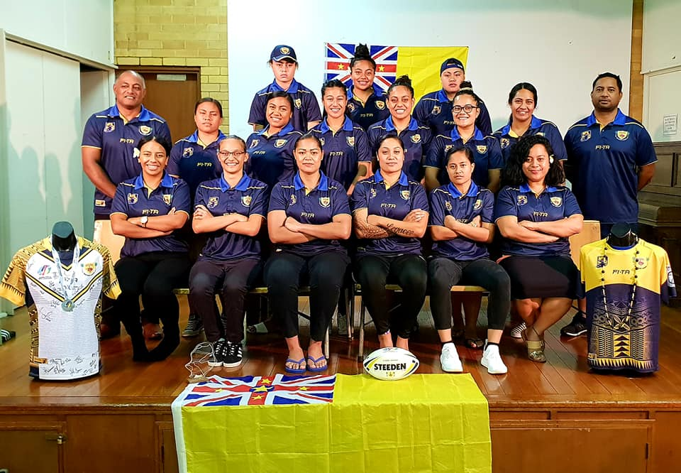 Niue name team for Pacific Games