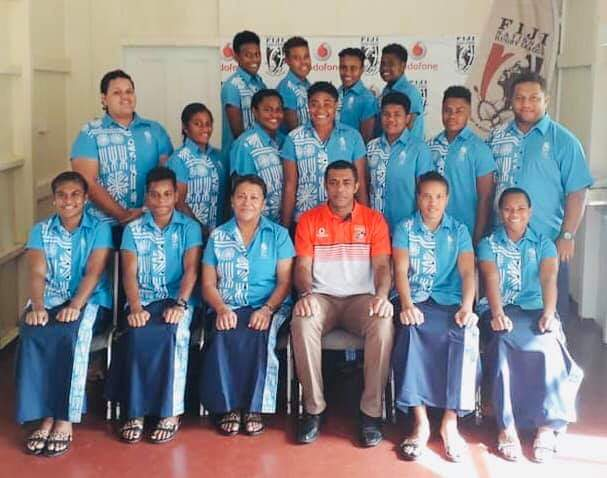 Fiji name Women's squad for Pacific Games