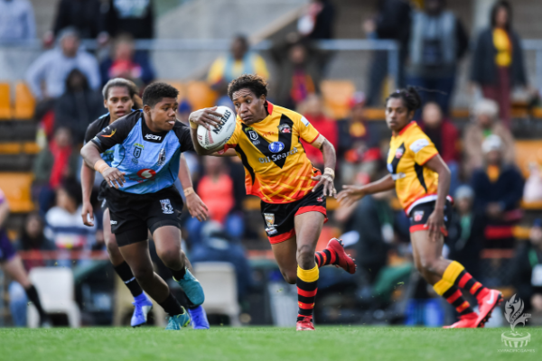 2019 Pacific Games Nines : Preview