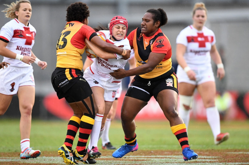 England Women name squad for PNG Tour and Nines World Cup