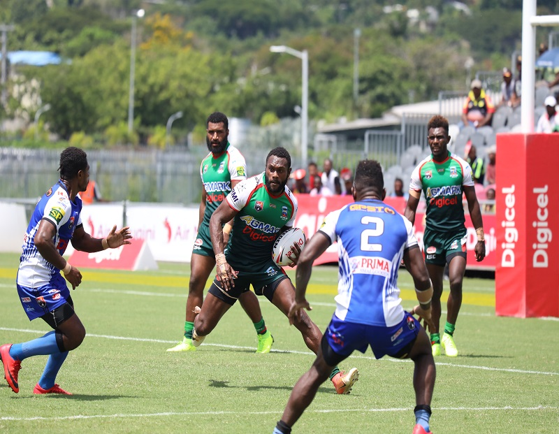 Top Six finalised for PNG Digicel Cup Finals