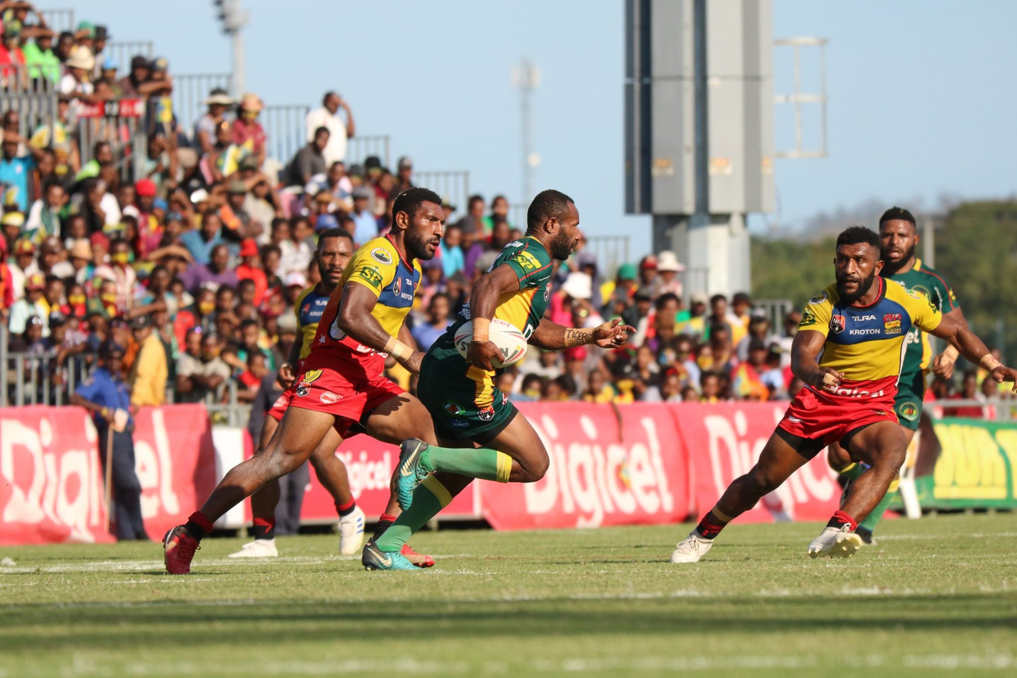 Wigmen to face Lae in 2019 Digicel Cup Final