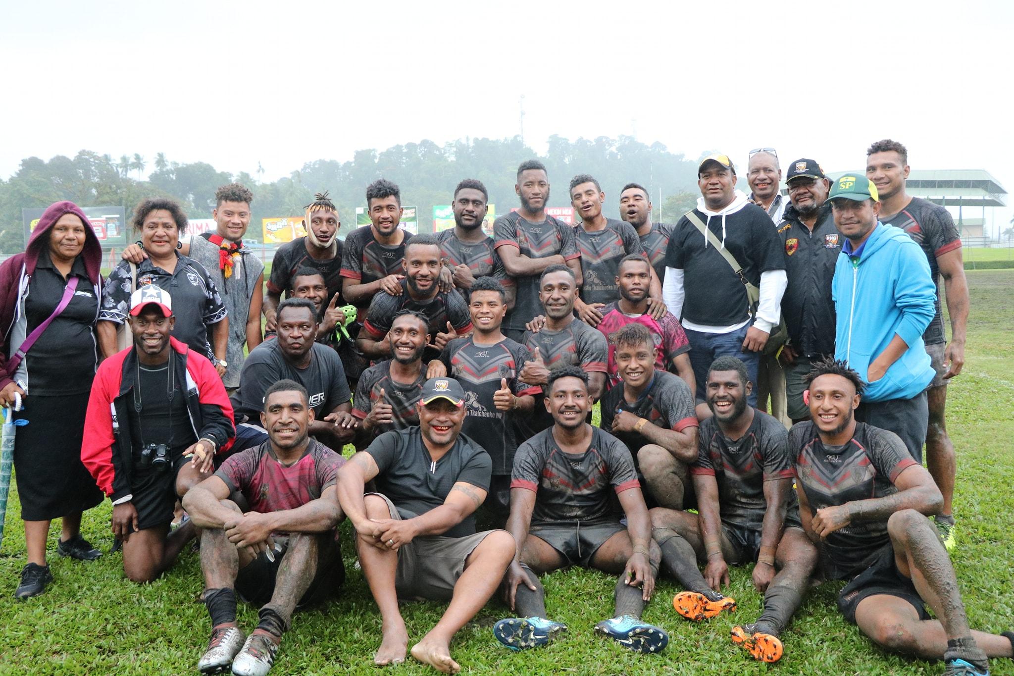 Southern Confederation wins Men's U20s National Confederate Championship