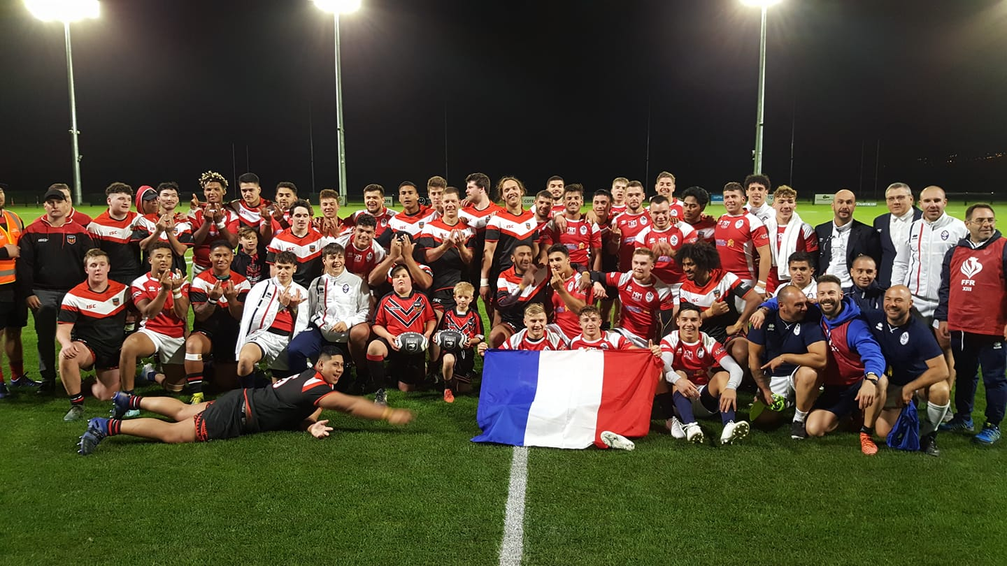 France U19s record last minute victory over Canterbury
