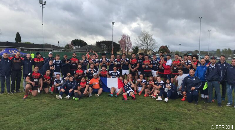 French U19s defeat Waikato to make it two from two