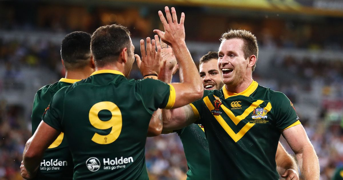 Kangaroos name squad for Oceania Cup