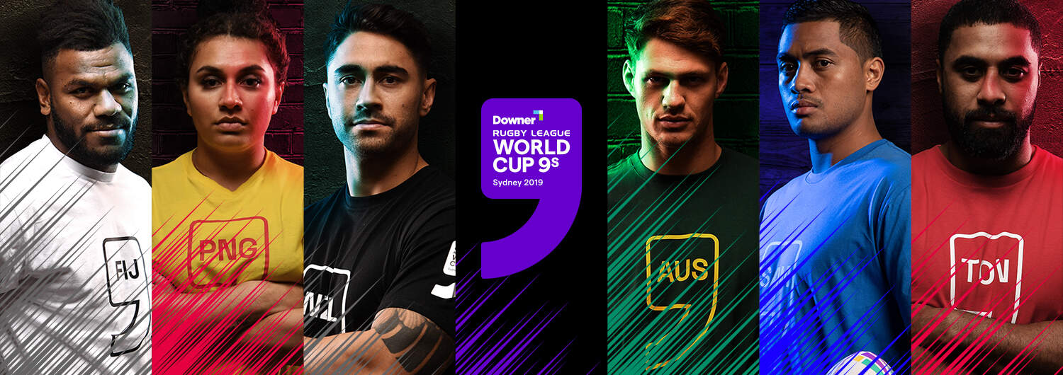 Global streaming platform for Nines launched with World Cup from Sydney