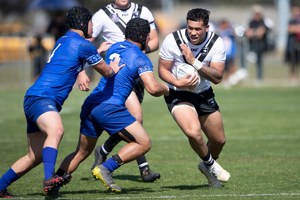 New Zealand U18s make it two wins in a row