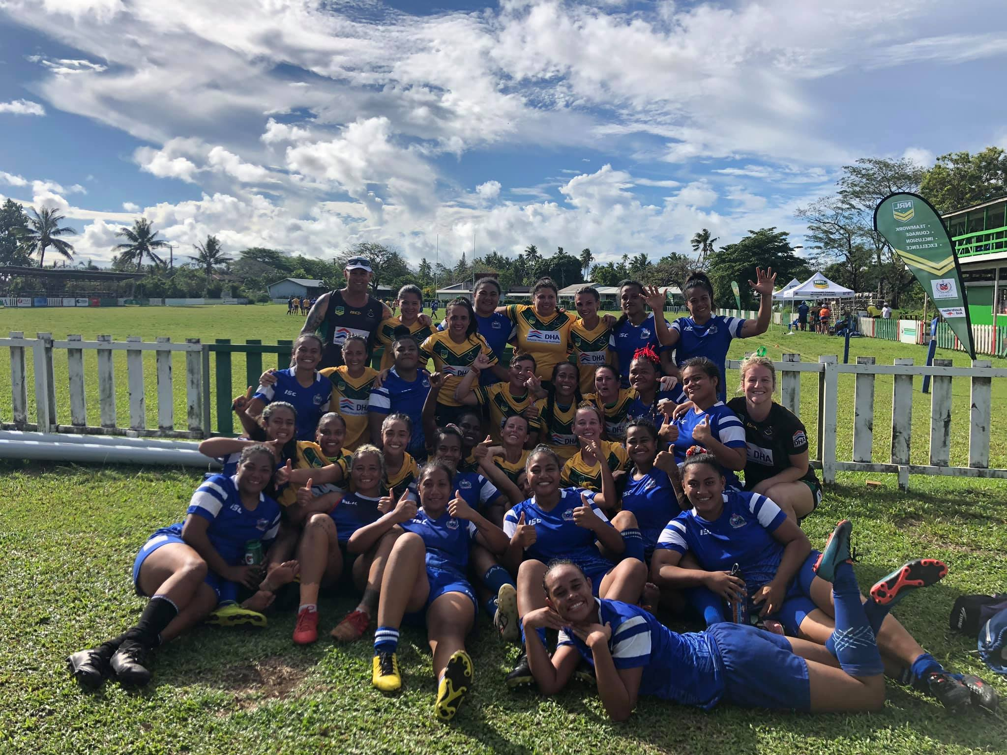 ADF finish Pacific Tour undefeated