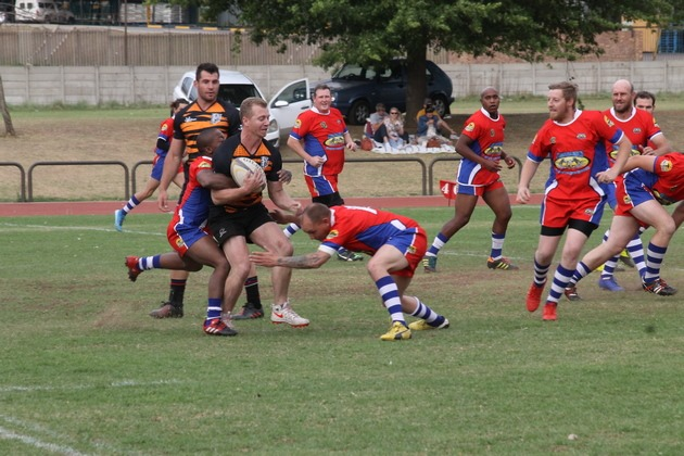 Loskop and University of Pretoria lead South African Championship