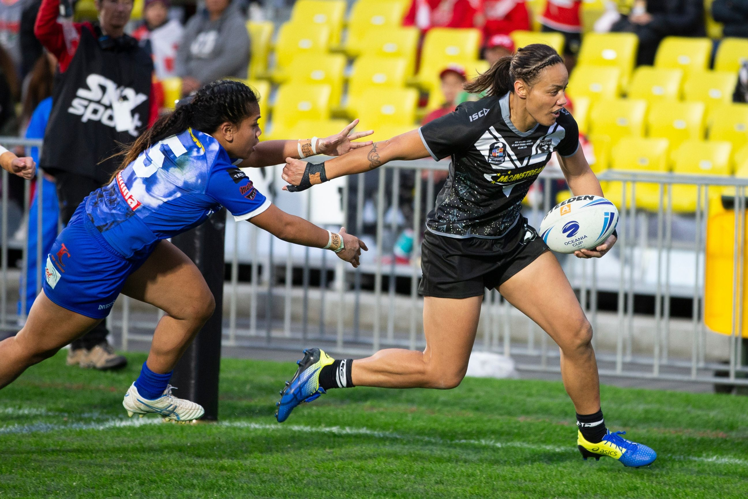Kiwi Ferns name experienced squad for World Cup Nines