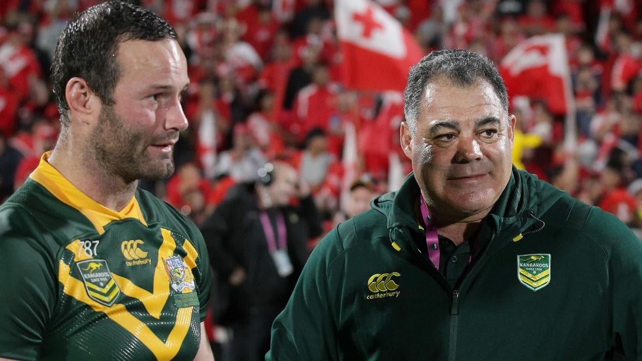 Mal Meninga extends Kangaroos contract