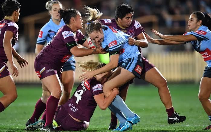 Sunshine Coast to host 2020 Women's Origin match