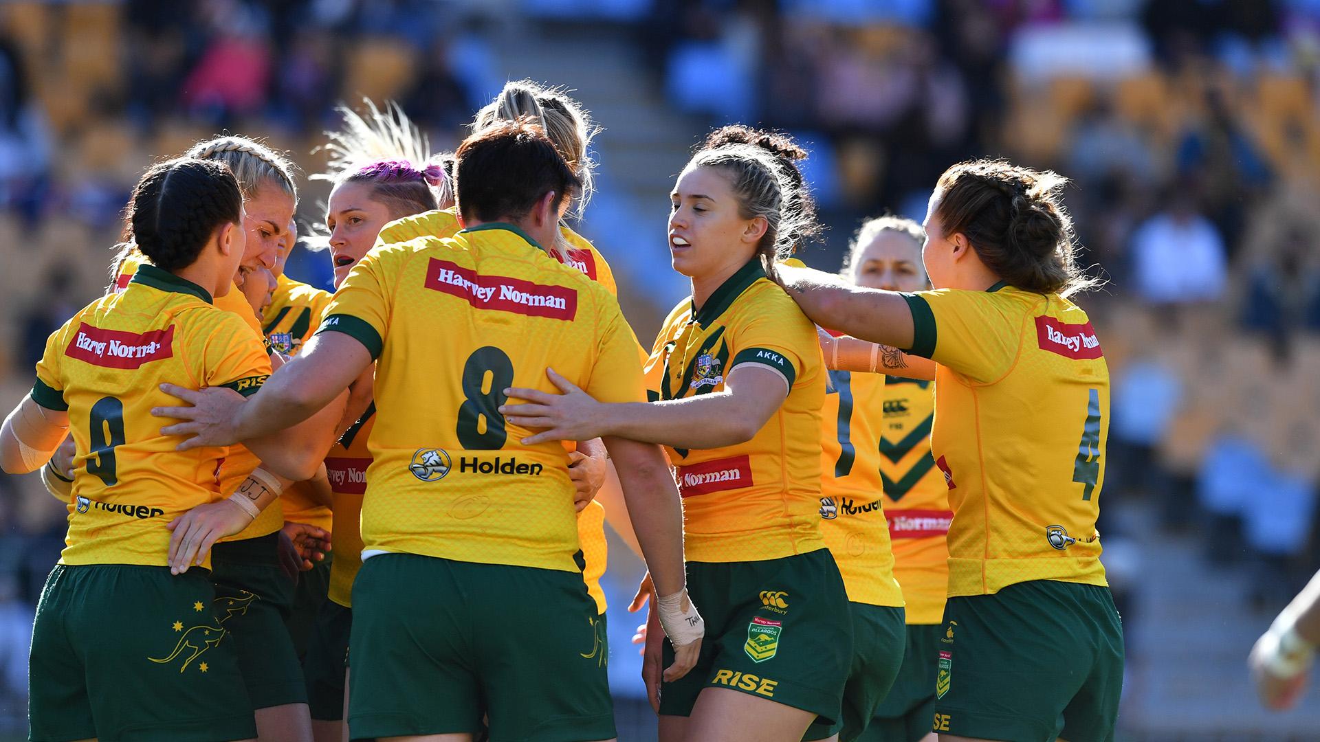 Jillaroos squad named for Kiwi Ferns Test