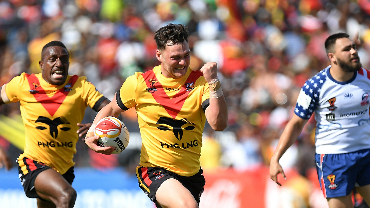 PNG Kumuls and Orchids teams named