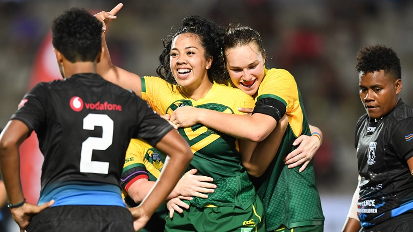 Women's PM's XIII fight back to beat Fiji counterparts