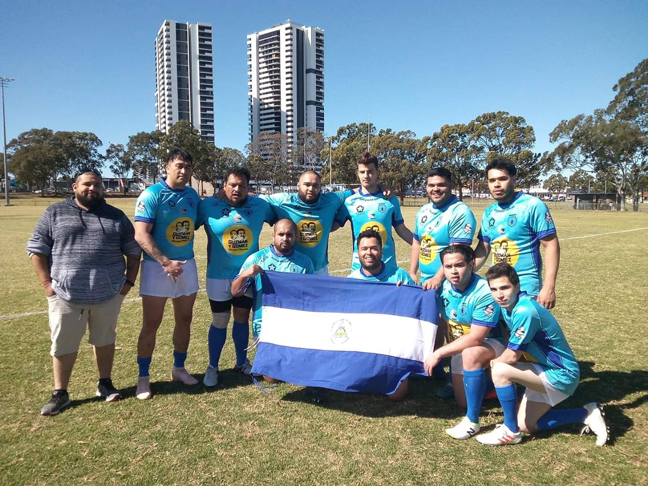 Campeonato Nicaragüenese de Rugby League to kick off this Sunday