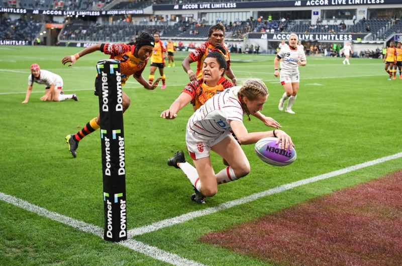 England Women confirm squad for PNG Tour