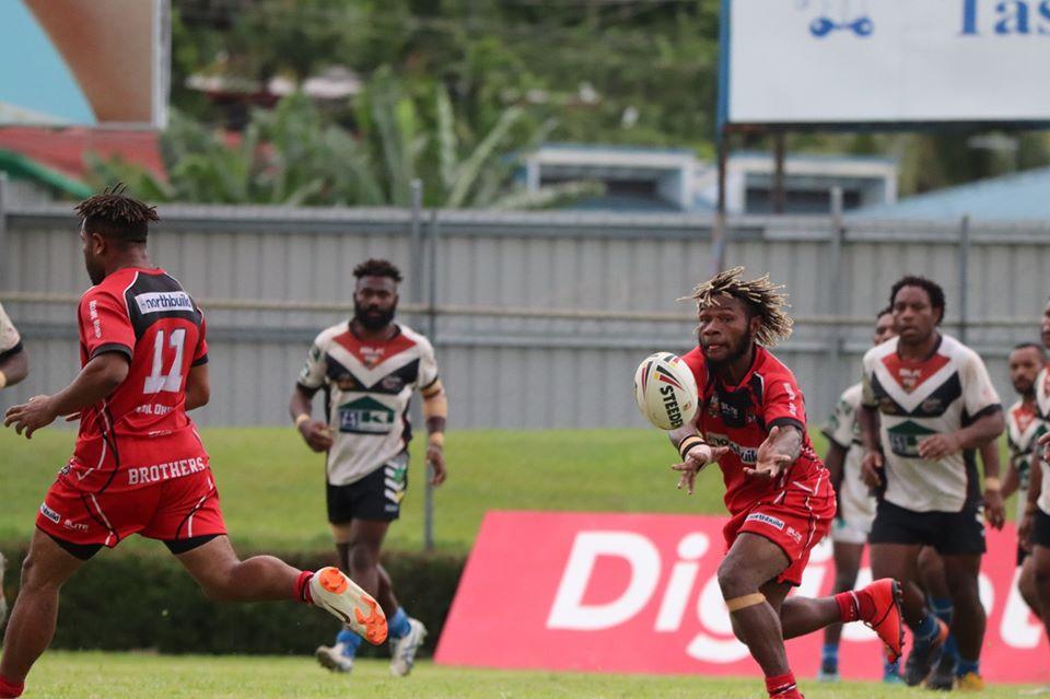 Lae 14B Pirates and Kama Kopi Brothers progress to National Club Championship Final