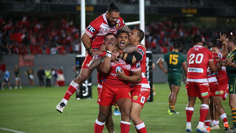 Incredible Tonga stun Australia with powerhouse performance
