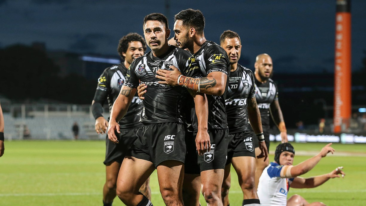 Classy Kiwis complete series sweep of Lions