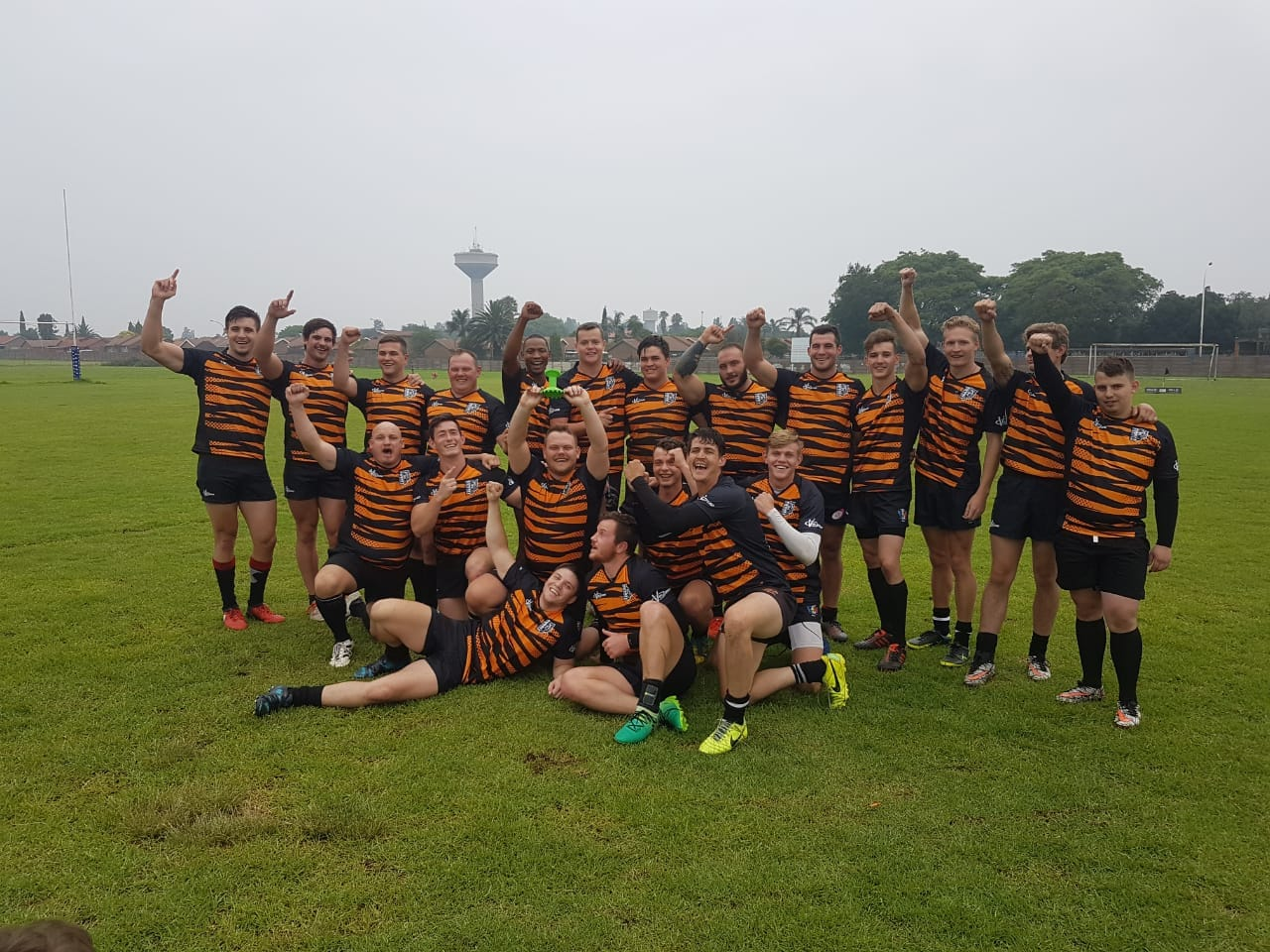 Witbank Tigers win Limpopo / Mpumalanga Conference Final
