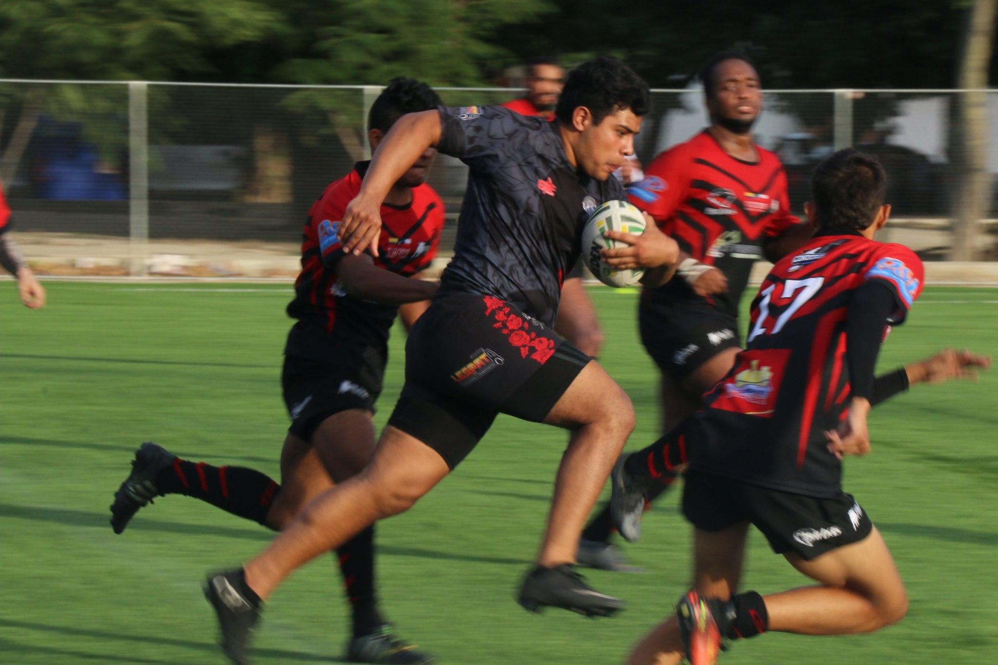 Antofagasta defeat Black Miuras to win Robert Burgin Cup