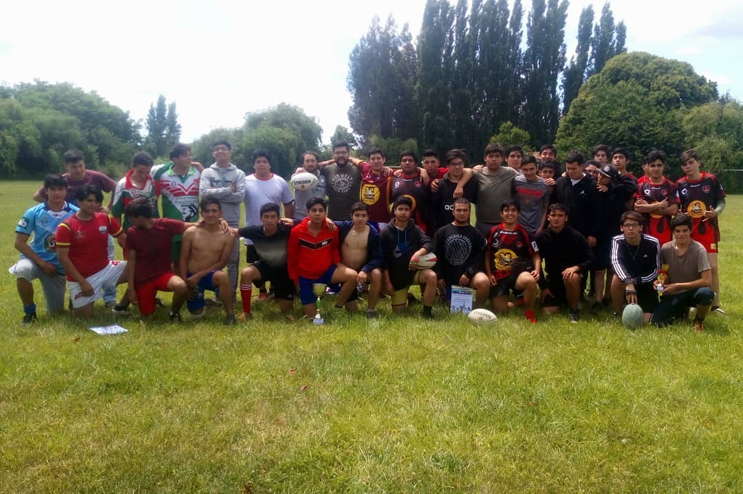 Inaugural Chilean Inter-School Championship finishes