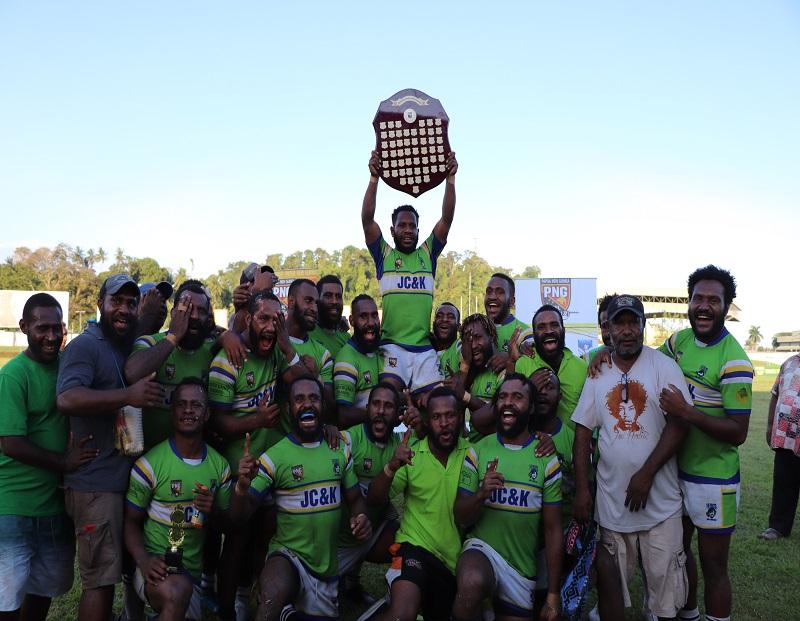 Lae 14B Pirates win National Club Championship
