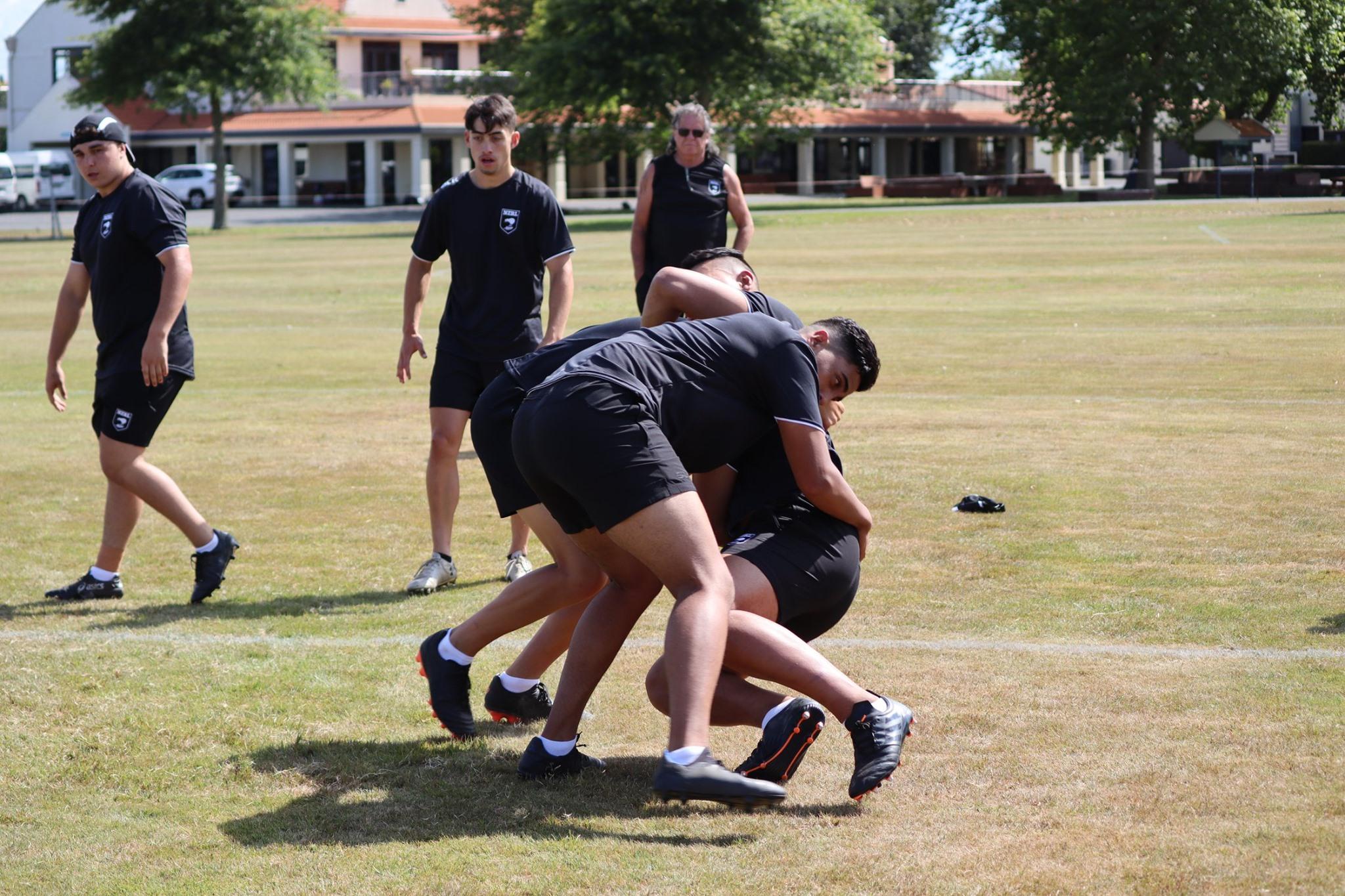 Warriors U18s too strong for NZRL Development U18s in Cambridge