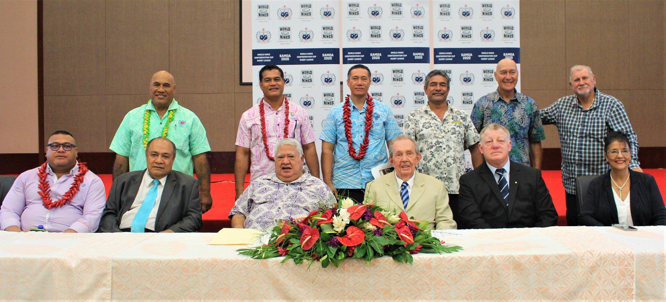 Samoa to host inaugural World Nines Confederation Cup