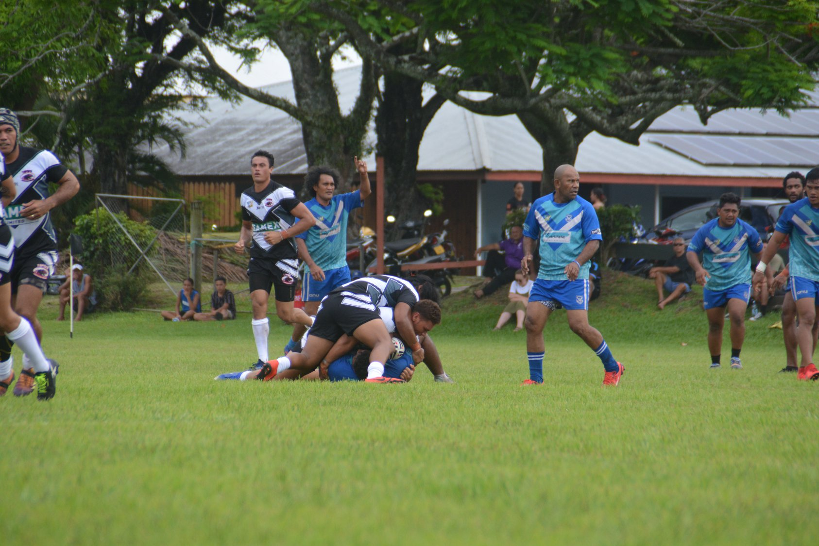 Panthers start Cook Islands Premier League season strongly