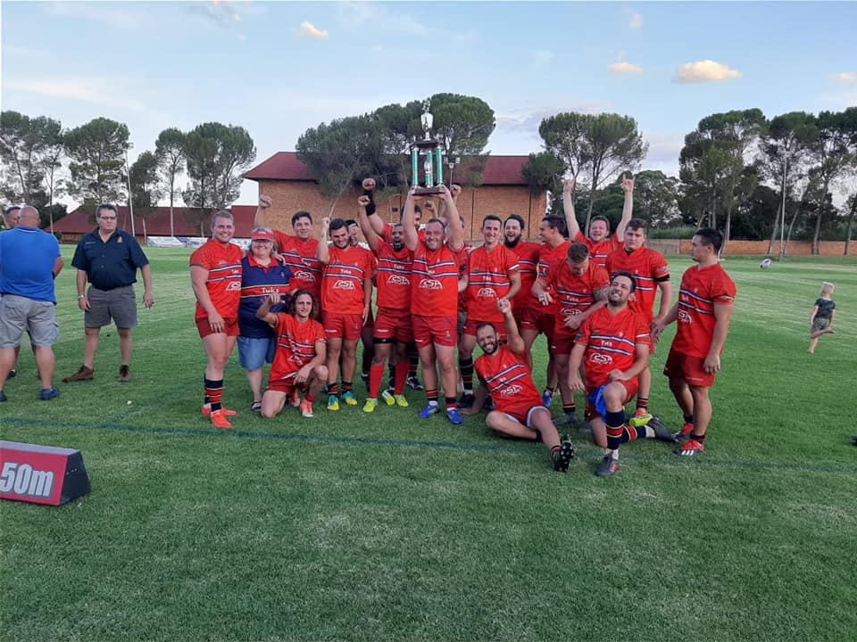 University of Pretoria successfully defend their Guateng title