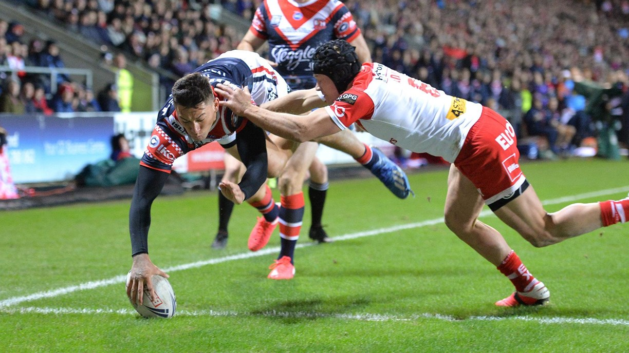 Sydney Roosters win 2020 World Club Challenge