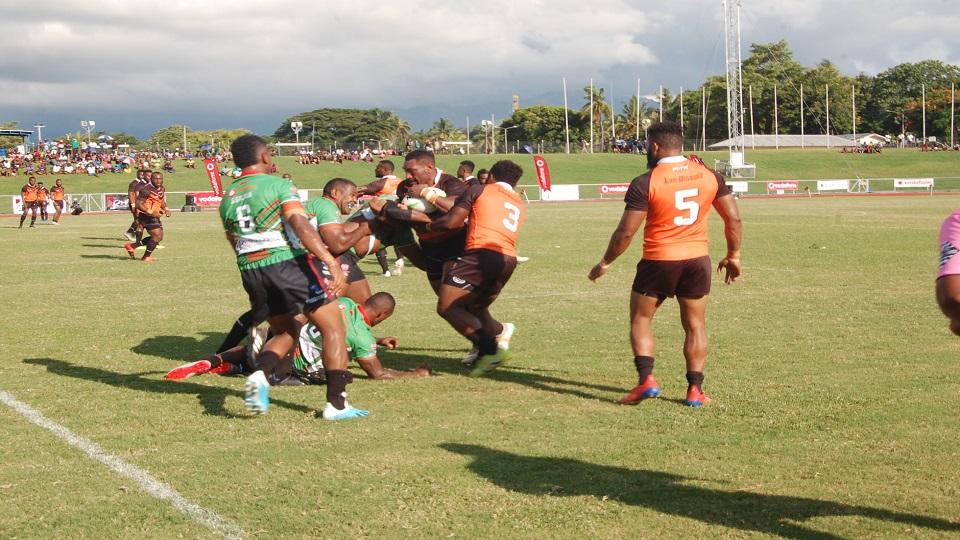 Lae Tigers win third Melanesian Club title