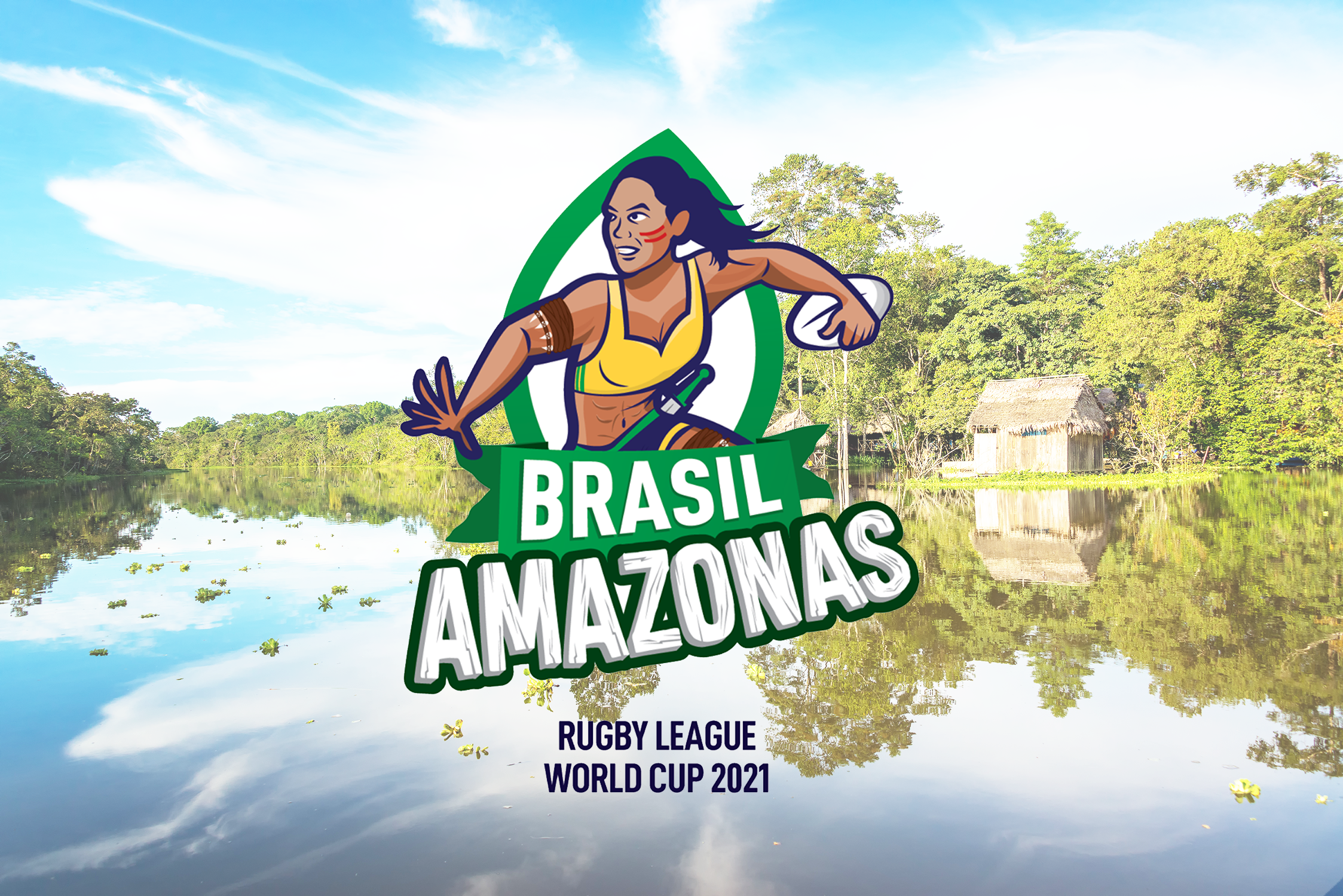 Brazil unveil logo and mascot for 2021 Women's World Cup