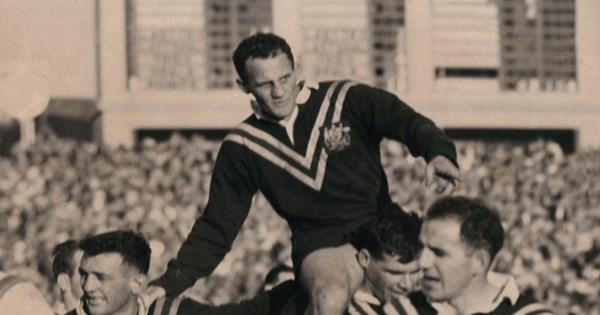 Iconic halfback Arthur Summons dies, aged 84