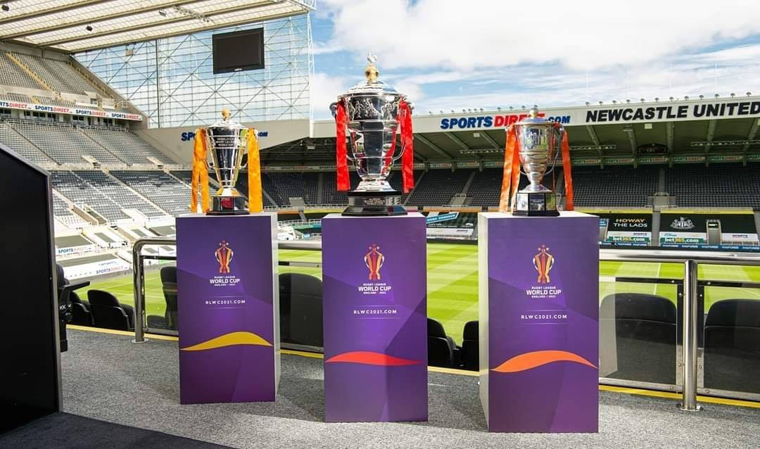 Draws released for 2021 Rugby League World Cup