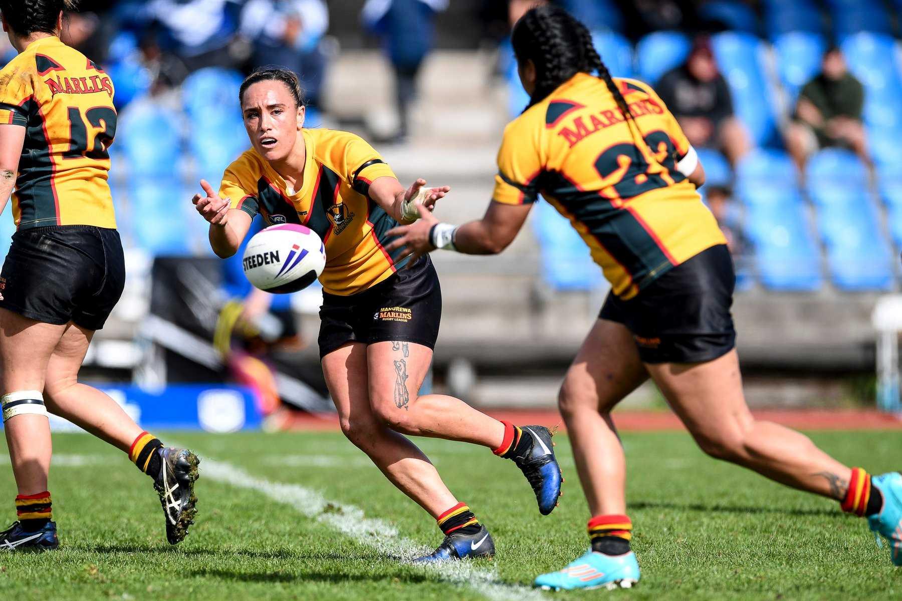 Manurewa Marlins run riot in opening round of Auckland Women's Premiership